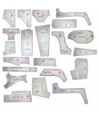 46 - Kit de Moldes Para Costura Verão Adulto e Infanto-Juvenil