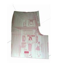 05 - Kit de Moldes Para Costura De saias calça & saias clássicas